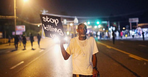 Ferguson: War Zone or US City?