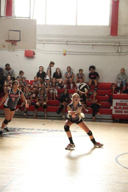 Girls Varsity Volleyball Photos
