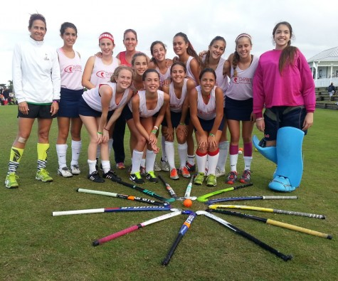 Julene Valmaña: Field Hockey?