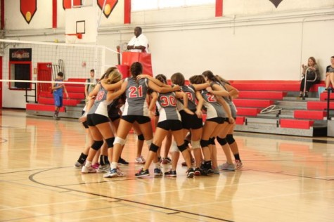 JV Volleyball Photos