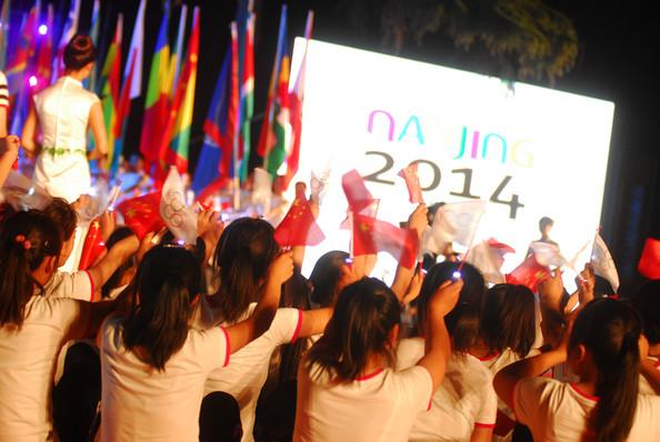 Jóvenes de todas partes del mundo se reunen a disfrutrar de los Juegos Olímpicos.
