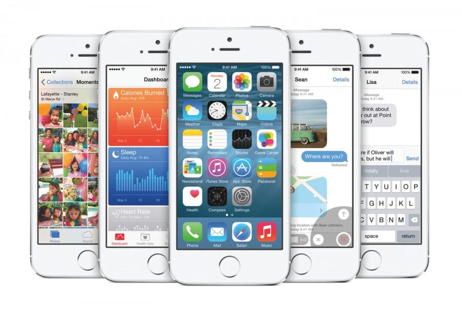 iPhone users love the new apps that come with iOS 8!