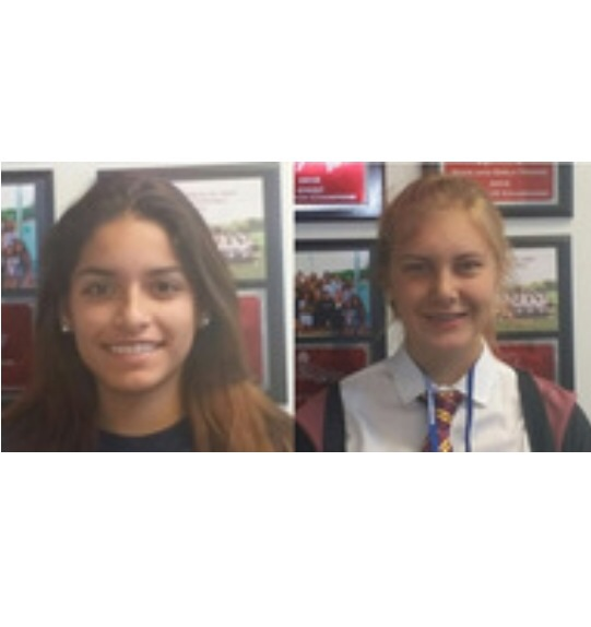 Athletes Of The Week: Sara Rodriguez and Abigail Wagner