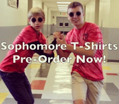 Sophomore Class Shirt