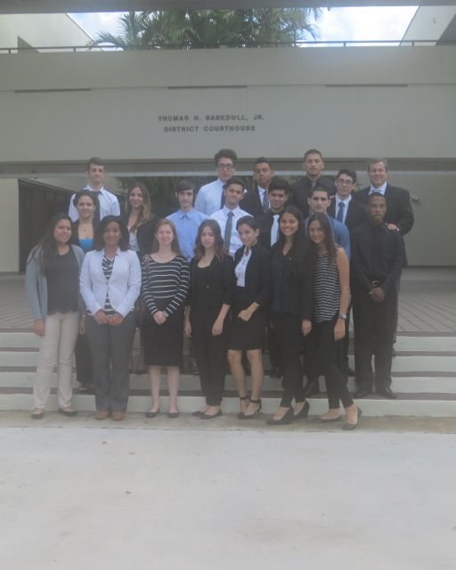 District Court of Appeals Field Trip