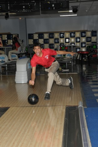 Matthew Monjarrez: Rolling and Bowling
