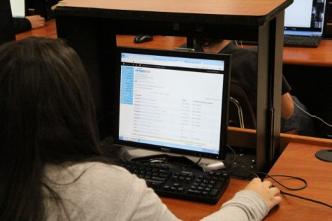 Students often prefer classroom learning over tedious online courses.