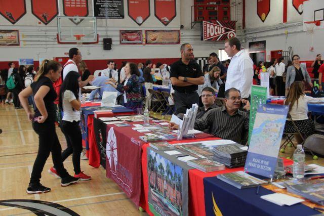 Colleges at College Fair