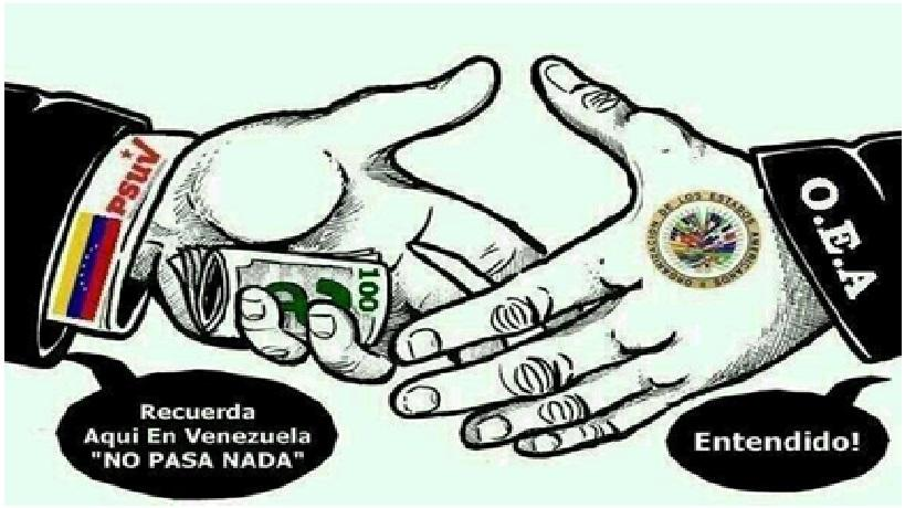 OEA: Organización de Enchufados de América