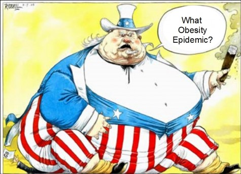 Consumers May Not Be to Blame for the Obesity Epidemic