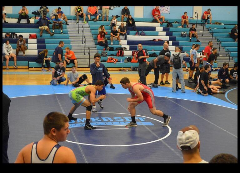 Coral Gables at the SomerSet Pre-Season Tournament on October 11th, 2014.