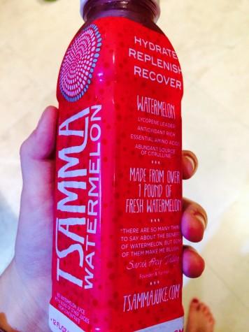 Tsamma: Natural Watermelon Juice