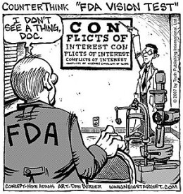 The FDA and Monsanto: A Love Story