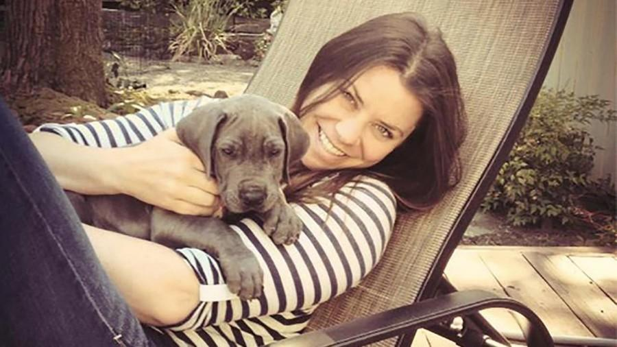 Brittany+Maynard+learned+about+her+rare+form+of+brain+cancer+shortly+after+getting+married.