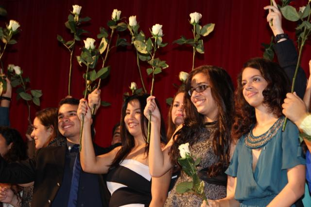 Class of 2016 IB Pinning Ceremony