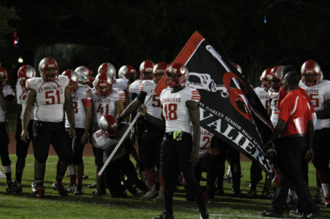 Cavalier Playoff Dreams Fall Short in Rivalry Game