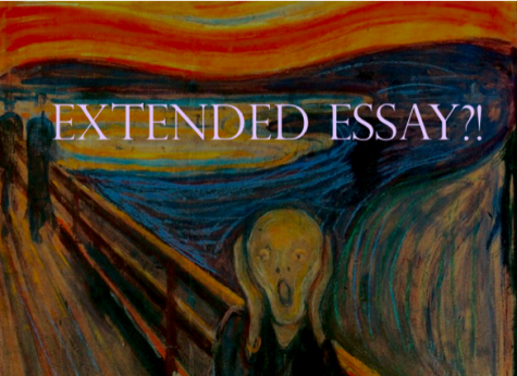 Students can't help but stress out over the Extended Essay, but why?