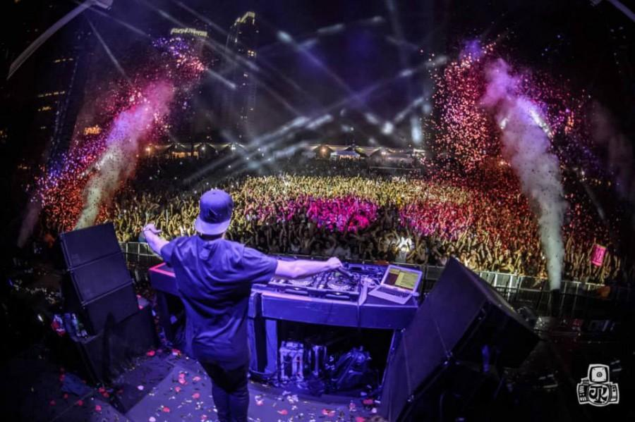 Miami was the second to last stop of the I AM HARDWELL Tour.