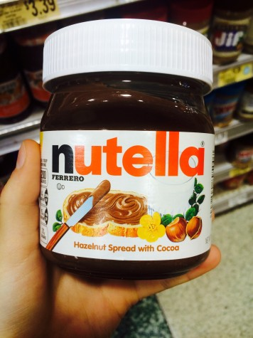 Nutella is rich, creamy and known to be delicious, although it's not the healthiest spread around.