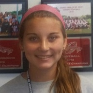 Athlete of the Week and varsity girl soccer player: Jade Mallea.