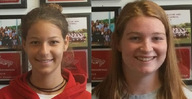 Athletes of the Week: Nelly Sagarra and Claire Shillington