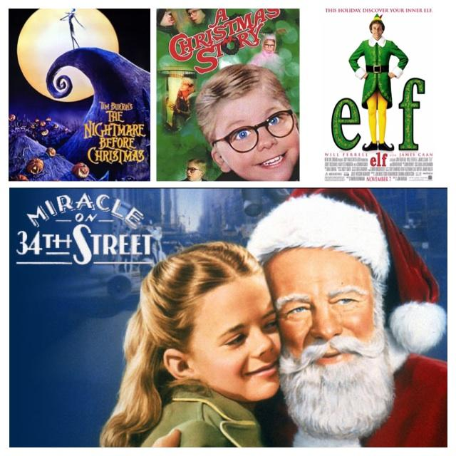 Cavaliers' favorite classic Christmas movies.