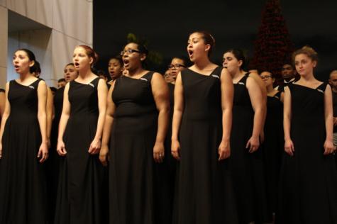 Chorus Caroling Competition