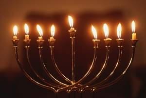 Lighting the menorah is an important aspect of Hanukkah.