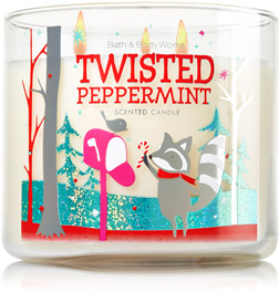 Candles are a great gift to get any cosmetic fan into the holiday spirit.