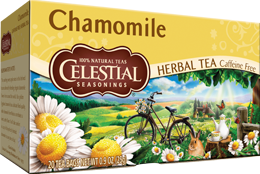 Celestial Seasonings' Chamomile Herbal Tea