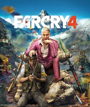 Far Cry 4's main antagonist Pagan Mim, showing his power over Kyrat.