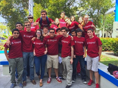 After having successfully participated in the January Regionals, Mu Alpha Theta members are optimistic about the future of the club.
