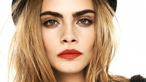 Bold(er) Eyebrows: Cara Delevingne