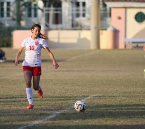 Girls Soccer: Gables vs MAST