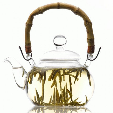 The Glass That's Always Half Full: Tea and Its Benefits