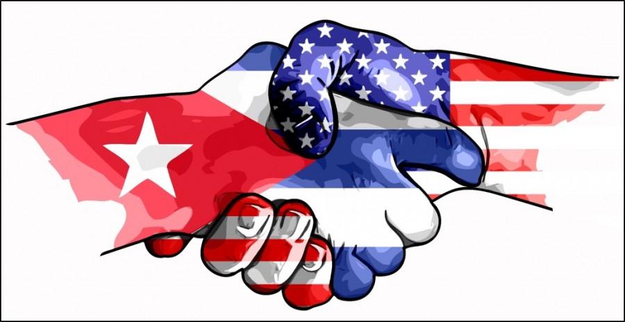 Los+Estados+Unidos+y+Cuba+mejoran+sus+relaciones+pol%C3%ADticas.+