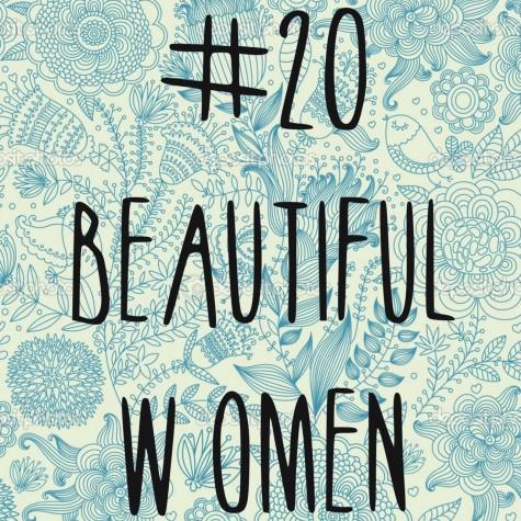 20 Beautiful Women Challenge