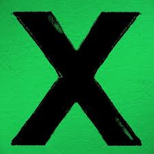 X-album cover: Simple yet effective.