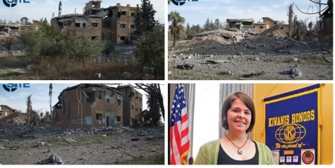 Kayla Mueller Kiwanis member killed by ISIS