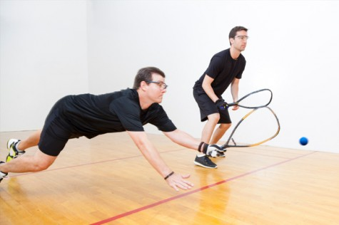Indoor Sports Are Not That Bad(minton)