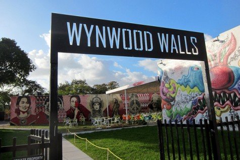 Visit Wynwood Walls to view spectacular art for free!