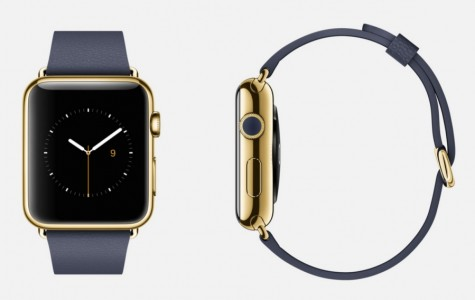 The new Apple Watch Edition with a starting price of $10,000