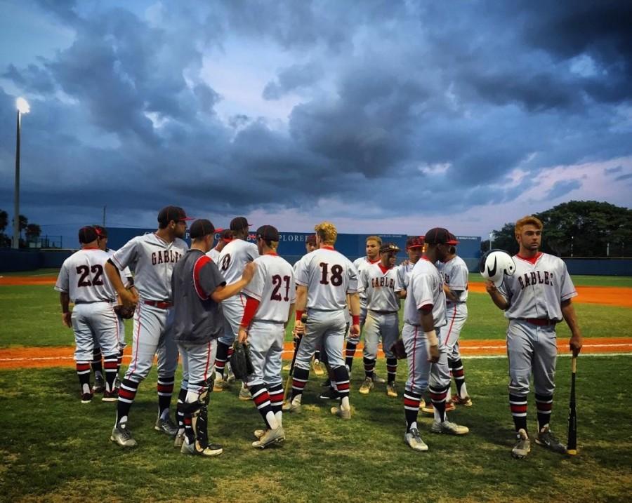 Cavalier Baseball Advances to Regional Final