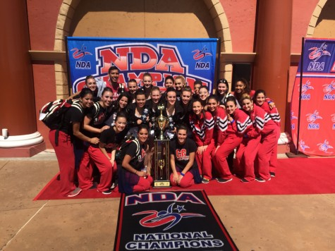 Gablettes Take First Place at Nationals