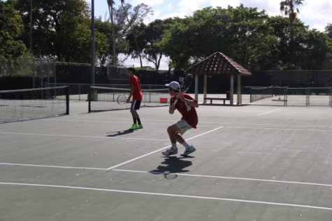 Tennis: Gables vs Ferguson