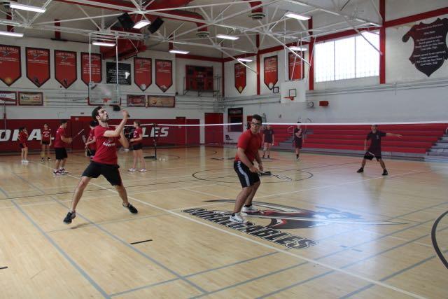 Gables vs. Southwest Badminton