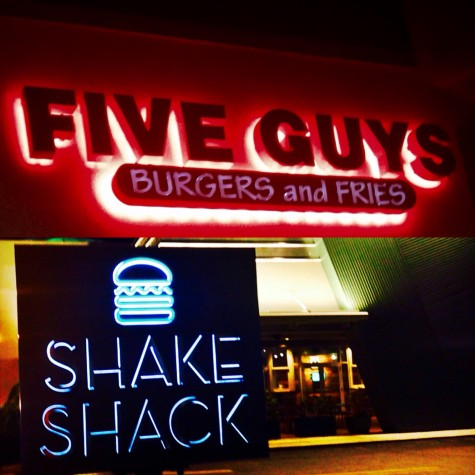 Shake Shack vs. Five Guys