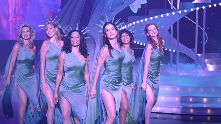A widely known movie, Miss Congeniality, is just one example of how pop culture criticizes beauty pageants.