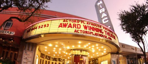 The Actor's Playhouse will occasionally have free movie showings. Just call to book your tickets!