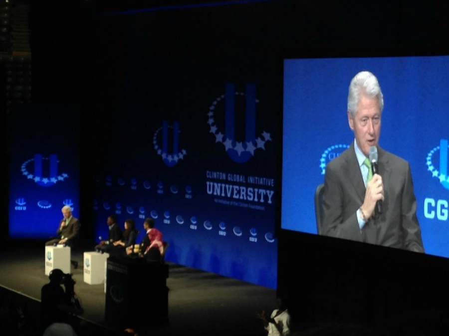Former President Bill Clinton and five accomplished people discuss their losses and triumphs on their journey to make the world a better place.